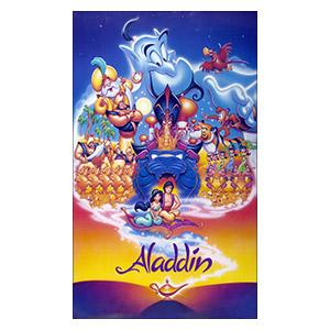 Aladdin. Размер: 60 х 90 см